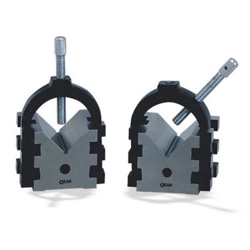 V BLOCK AND CLAMP SET – MULTI USE
