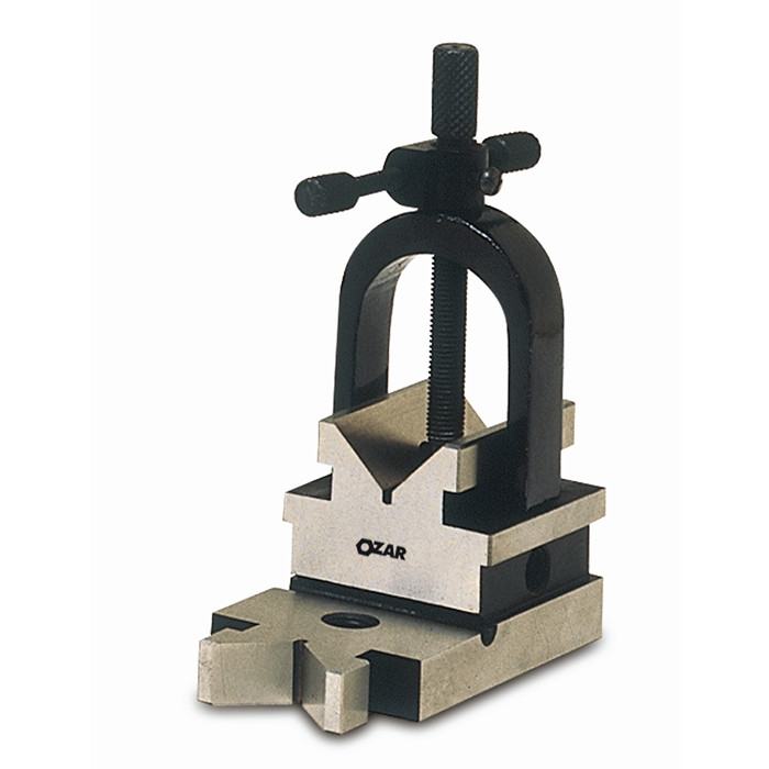 PRECISION V-BLOCK AND CLAMP-ALL ANGLE
