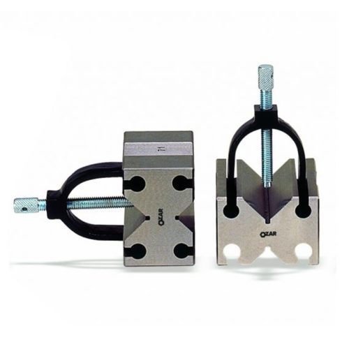 PRECISION V BLOCK AND CLAMP SET