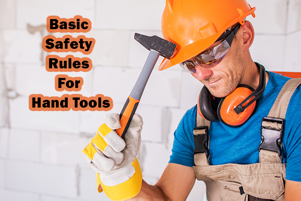 Safety-For-Hand-Tools