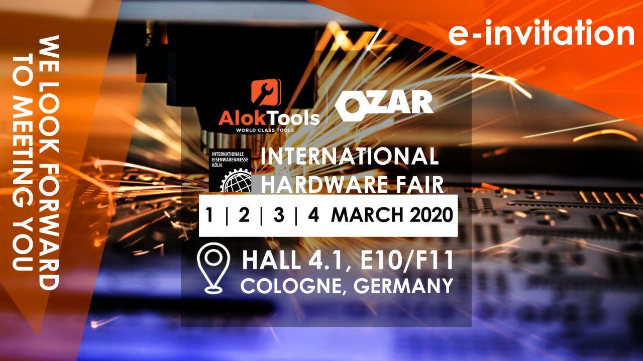 International-hardware-fair-cologen-germany